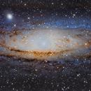 M31 Galassia di Andromeda,                                Andrea Pistocchin...