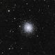 M92  Globular Cluster in Hercules,                                Radek Kaczorek
