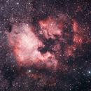 North America Nebula,                                martinloo822