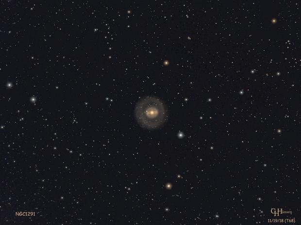NGC1291,                                Gordon Hansen