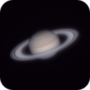 Saturn after opposition August 8 2021,                                lonespacewolf