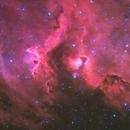 IC 1871 the Soul nebula,                                Steve Coates