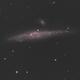 NGC 4631,                                Anton