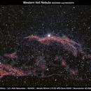 Western Veil Nebula,                                Markus