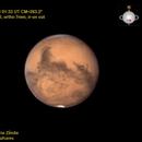 Mars near oposition,                                Carlos Alberto Pa...