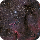Elephant Trunk Nebula IC1396,                                Ali Alhawas
