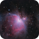 NGC1980 & M42 & NGC1977,                                Denis Silko
