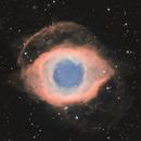 Helix Nebula NGC7293,                                Bruce Graham
