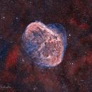 NGC6888,                                Antanas Paulauskas