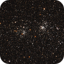 Double Cluster in Perseus (NGC 869 and NGC 884),                                raulgh