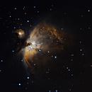 Orion's Core,                                Jirair Afarian
