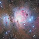 M42 Great Orion Nebula,                                Pleiades Astrophotography Team