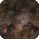 Small Sagitarius cloud,                                José Carlos Diniz