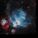 NGC 2035,                                Mark