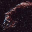 Eastern Veil Nebula,                                Karoy Lorentey