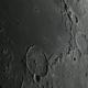 Crater Gassendi & Mare Humorum,                                Niall MacNeill