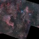 North American Nebula Mosaic,                                Norman Revere