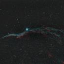 NGC6960 single light test,                                Joel85