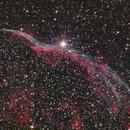 Witch's Broom Nebula,                                Charles Ward