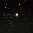 Globular Cluster in Hercules M13,                                G. Ralph Kuntz, MD