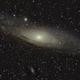 M 31 - Andromeda,                                cxg2827