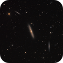 ngc4216 and friends,                                Stephen Armen