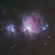 Orion Nebula HDR,                                Julien Lana