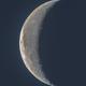 Earth's Moon - In the Dawn,                                Jason Guenzel
