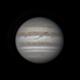 Jupiter - RGB - 2018/03/03 08:46.9,                                Chappel Astro