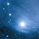 Merope Nebula: First ASI1600 Pro LRGB,                                David Redwine