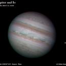 Jupiter and Io,                                Stefano Quaresima