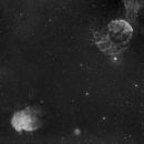 IC 443 to NGC 2174, Ha,                                Stephen Garretson