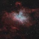 Eagle Nebula,                                Alessandro Biasia
