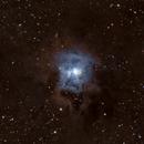Iris Nebula,                                James R Potts