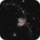 The Antennae Galaxy - NGC 4038,                                flyingairedale