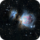 Orion (M42),                                Chris Wage