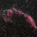 NGC 6995 Eastern Veil Nebula,                                SmackAstro