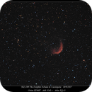 Sh2-188 The Dolphin Nebula in Cassiopeia  10/10/2017,                                rigel123