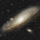 M31 Andromeda,                                Heinz C. Weber