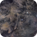 Dust Clouds of Cepheus - 45 Hours of a 10-Panel Mosaic,                                FrostByte