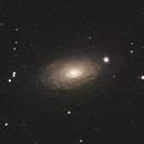 The Sunflower Galaxy, M63, NGC 5055,                                raf2020