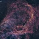 IC 2599 - NGC3324 Gabriela Mistral Nebula,                                Michel Lakos M.