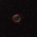 NGC7293 close up view,                                Christopher BRANDL