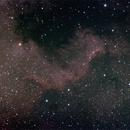NGC 7000,                                Christian Kussberger