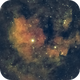 NGC7822,                                orangemaze
