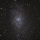October M33,                                Joshua Millard