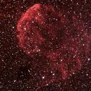 IC 443 Jellyfish Nebula (Gemini),                                Graham Roberts