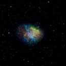 Messier 1    Crab nebula,                                Stefan Baumgartner