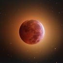 Total Lunar Eclipse - January 2019,                                Andrew Klinger