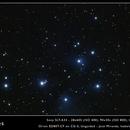 The Pleiades,                                José Miranda